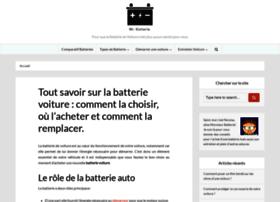 batterievoiturepro.com