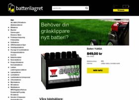 batterilagret.se
