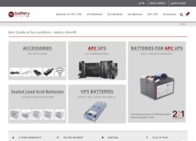 battery-direct.com