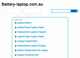 battery-laptop.com.au
