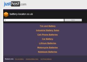 battery-locator.co.uk