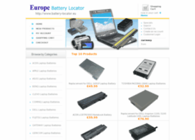 battery-locator.eu