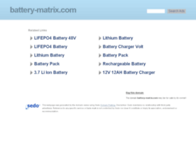 battery-matrix.com