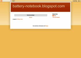 battery-notebook.blogspot.com