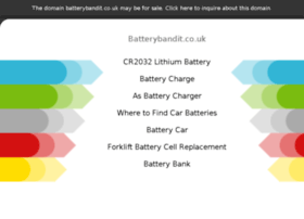 batterybandit.co.uk