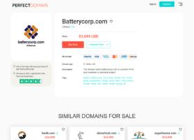 batterycorp.com