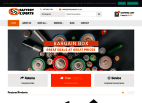 batteryexperts.co.za