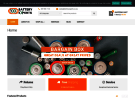 batteryexperts.co.za