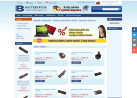 batteryplus.cz