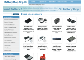 batteryshop.org.uk