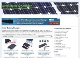 batterysolarcharger.net