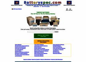 batteryspec.com