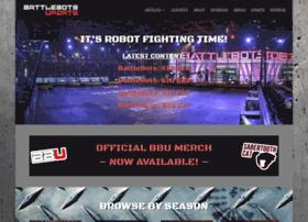 battlebotsupdate.com