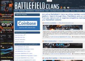 battlefield-clans.com