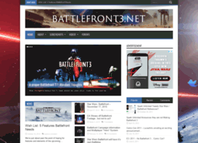 battlefront3.net