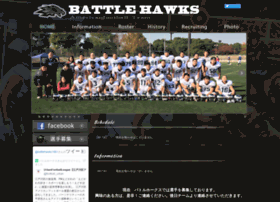 battlehawks.com