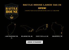 battlehouselasercombat.com