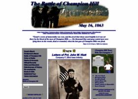 battleofchampionhill.org