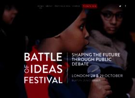 battleofideas.org.uk