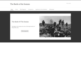 battleofthesommeholly.weebly.com