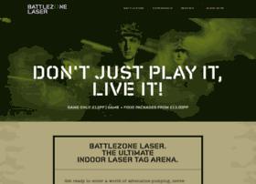 battlezonelaser.co.uk