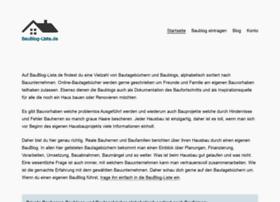 baublog-liste.de