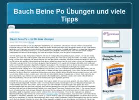 bauch-beine-po-uebungen.tippgeber24.biz
