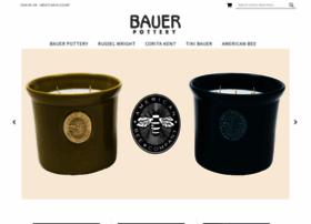 bauerpottery.com