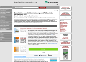 baufachinformationen.de