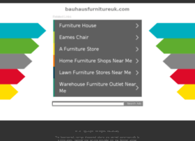 bauhausfurnitureuk.com