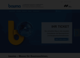 bauma.de