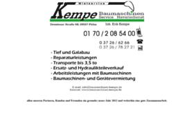 baumaschinen-kempe.de
