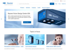 baumeroptronic.com