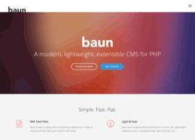 bauncms.com
