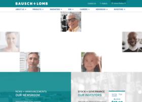 bausch.com