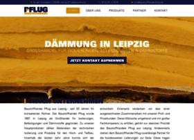 baustoffhandel-pflug.de