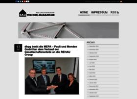 bautechnik-magazin.de