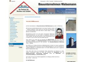 bauunternehmen-walsemann.de
