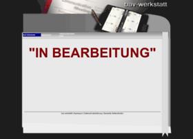 bav-werkstatt.de
