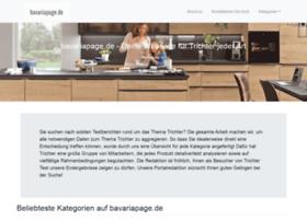 bavariapage.de