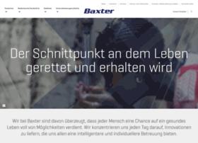 baxter.de