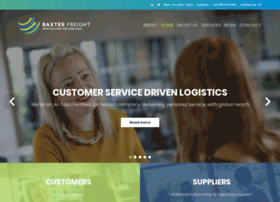 baxterfreight.com