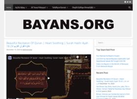 bayans.org