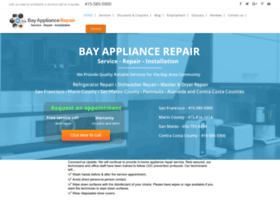 bayappliancerepair.com