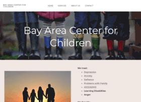 bayareacenterforchildren.com