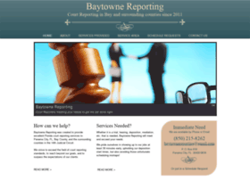 baycountycourtreporters.com