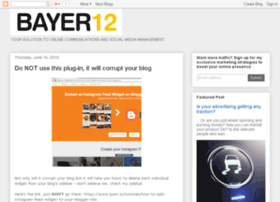 bayer12.blogspot.com