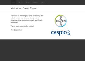 bayercaspio.weebly.com