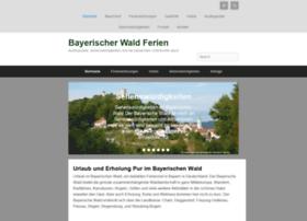 bayerischer-wald-ferien.info