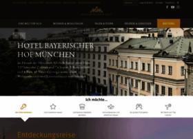 bayerischerhof.de